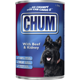 Photo of Chum With Beef And Kidney 1.2kg