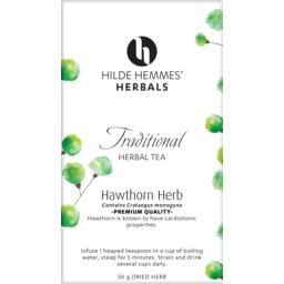 Photo of Hilde Hemmes - Hawthorn Herb Tea - 50g