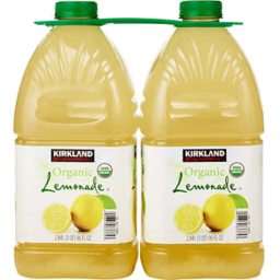 Photo of Kirkland Signature Organic Lemonade