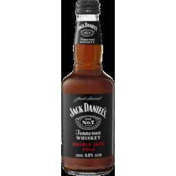 Photo of Jack Daniel Double Jack Bottles