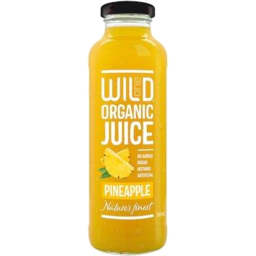 Photo of Wild Organic Pineapple Juice