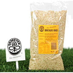 Photo of Demeter - Brown Rice Medium Grain - 1kg