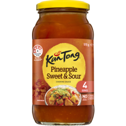 Photo of Kan Tong Pineapple Sweet & Sour Sauce 515gm