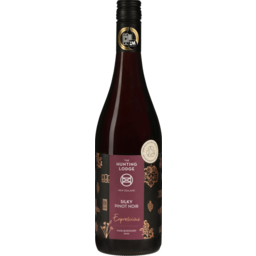 Photo of The Hunting Lodge Expressions Wine Silky Pinot Noir 2020ml