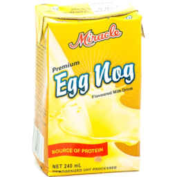 Photo of Miracle Egg Nog
