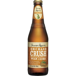 Photo of James Squire Orchard Crush Pear Cider Bottles