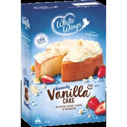 Photo of W/W Vanilla Cake 510gm