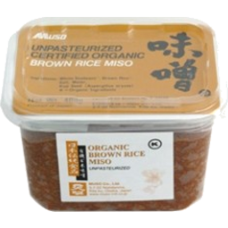 Photo of Miso - Brown Rice (Unpasteurized) 400g