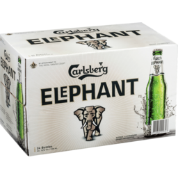 Photo of Carlsberg Elephant Stubbies