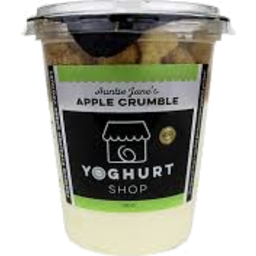 Photo of Yoghurt Shop Apple Crumble 180g