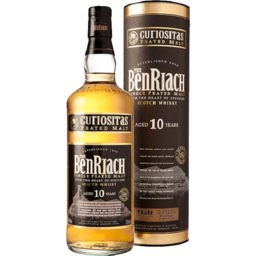 Photo of Benriach 10yo Curiositas