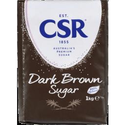 Photo of Csr Dark Brown Sugar 1kg