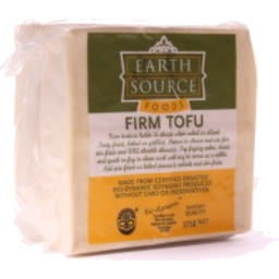 Photo of Earth Source Firm Tofu 375g