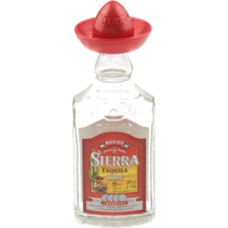 Photo of Sierra Silver Tequila Min