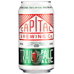 Photo of Capital Brewing Trail Pale Ale Can