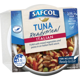 Photo of Safcol Tuna Ready Meal Italian 110gm