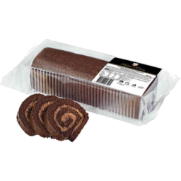 Photo of Bakers Oven Sponge Roll Choc 400gm