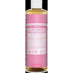 Photo of Dr Bronner's Pure-Castile Liquid Soap - Cherry Blossom
