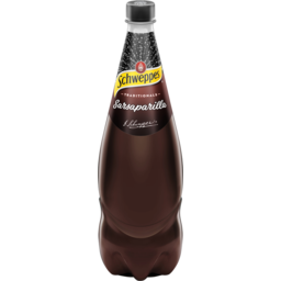 Photo of Schweppes Traditionals Sarsaparilla 1.1l