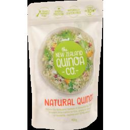 Photo of The New Zealand Quinoa Co. Natural Quinoa 400g
