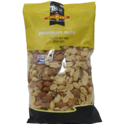 Photo of Foodland Premium Mix Nuts Salted 500g