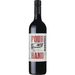 Photo of Four In Hand Shiraz