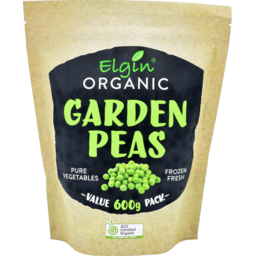 Photo of Organic Frozen Peas 600g