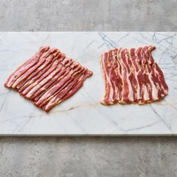 Photo of Peter Bouchier Dry Cured Streaky Bacon 150g