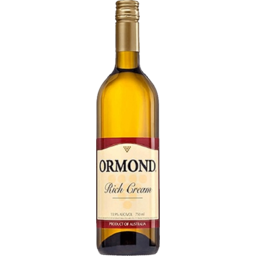 Photo of Ormond Rich Cream 750ml