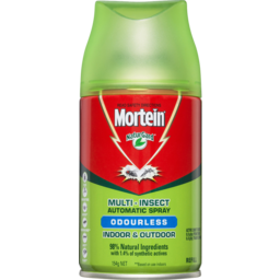 Photo of Mortein Naturgard Aics Odourless Refill 154g