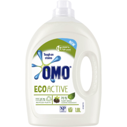Photo of Omo Laundry Liquid Eco Active 1.8l