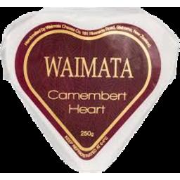 Photo of Waimata Camembert Heart 250g