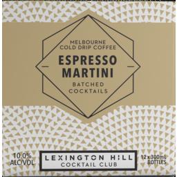 Photo of Lexington Hill Espresso Martini