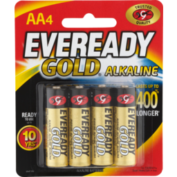 Photo of Eveready Gold Aa A91 4pk