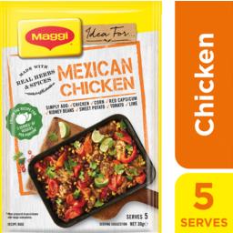 Photo of Maggi  Mexican Chicken 30g