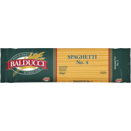 Photo of Balducci Spaghetti No4 500g