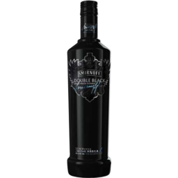 Photo of Smirnoff Double Black Vodka 700ml