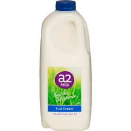 Photo of A2 Milk Full Cream (2L)