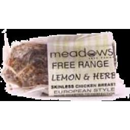 Photo of Meadows Chicken Breast Lemon & Herb 220g