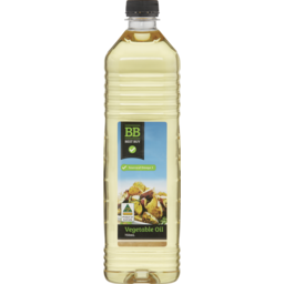 Photo of Best Buy Vegetable Oil 750ml