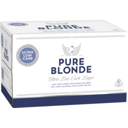 Photo of Pure Blonde Ultra Low Carb Stubbies