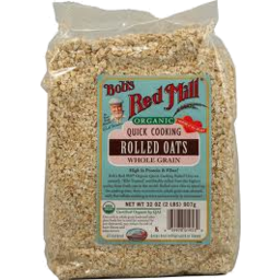 Photo of Bob's Red Mill Organic Rolled Oats