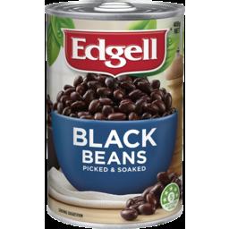 Photo of Edgell Black Beans 400gm