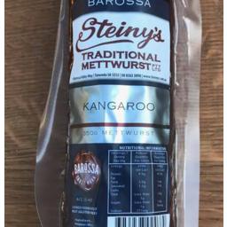 Photo of Steinys Kangaroo Mettwurst 350g