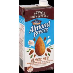 Photo of Blue Diamond Almond Milk Protein Unsweetened 1l