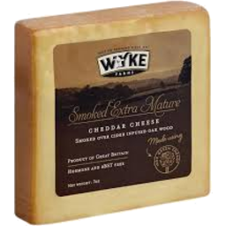Photo of Wykes Smoked Cheddar