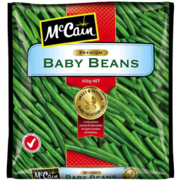 Photo of Mccain Baby Beans 500gm