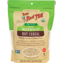 Photo of Bob's Red Mill Cereal - Buckwheat