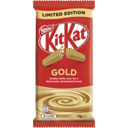 Photo of  Nestle Kit Kat Gold 170g