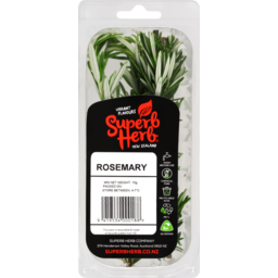 Photo of Superb Herb Fresh Herb Range Rosemary 15g